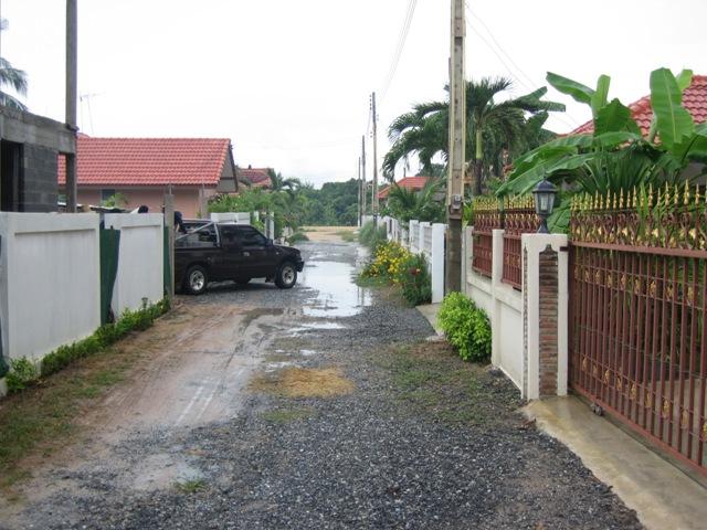 Adjacent Road