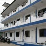 cheap housing exterior