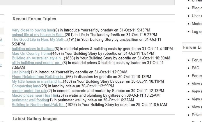 phpBB topics portal image