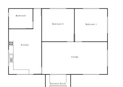 Blank House Floor Plan Template Meze Blog - Blank floor plan
